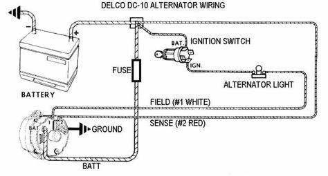 pinterest Delco Distributor Wiring