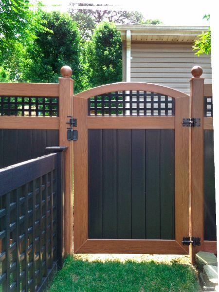 Click To Close In 2020 Vinyl Picket Fence Backyard Sheds Fence Design