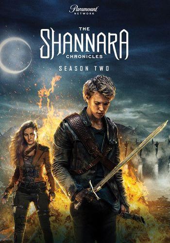 The Shannara Chronicles Season Two Dvd Shannara Chronicles