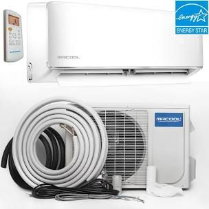 Pros And Cons Of Solar Powered Air Conditioners Ductless Mini Split Air Conditioner With Heater Ductless