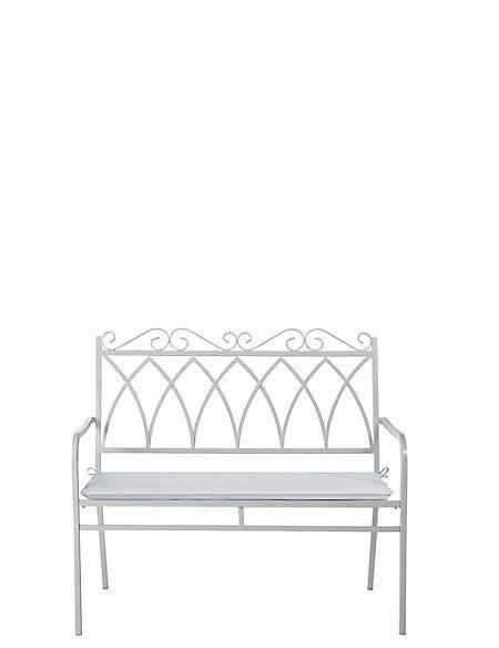 Rosedale Bench Grey Bench Grey Furniture