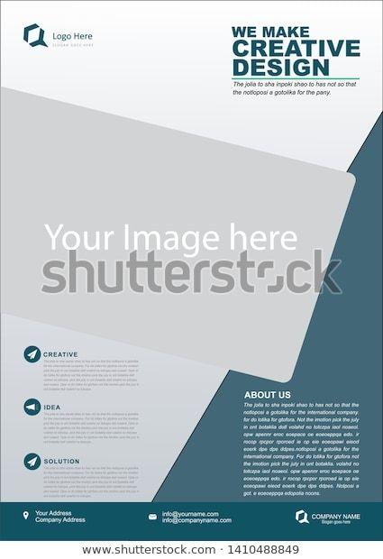 Flayer Leaflet Brochure Business Flyer Templates Stock Free Brochure Template Free Flyer Templates Brochure Design Template