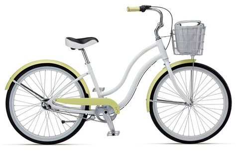 Simple 3 W 2012 Giant Bicycles Canada Bicycle White Bike Bike
