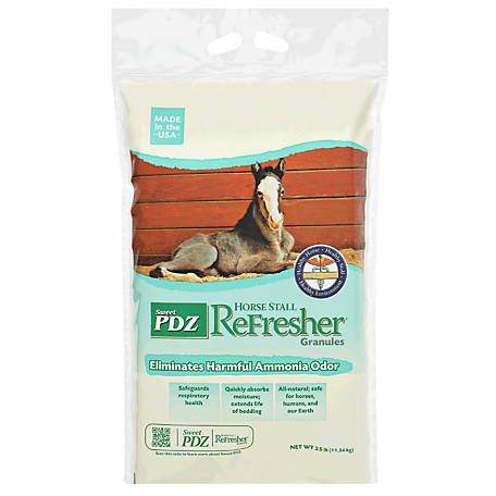 Sweet Pdz Stall Refresher 25 Lb 260 At Tractor Supply Co Horse Stalls Tractor Supplies Stall