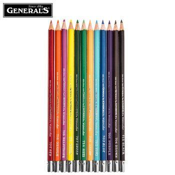 Kimberly Watercolor Pencils 12 Piece Set Watercolor Pencils