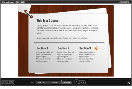 9 best e-learning template images on Pinterest Template, Role - sample education power point templates