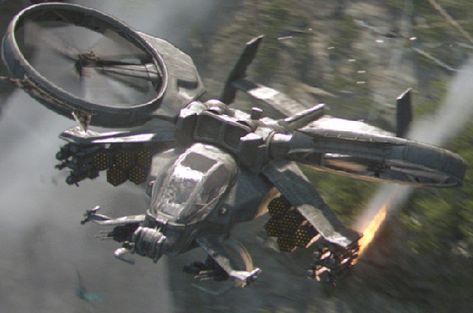 Aerospatiale SA-2 Samson Fighter(Avatar Series)