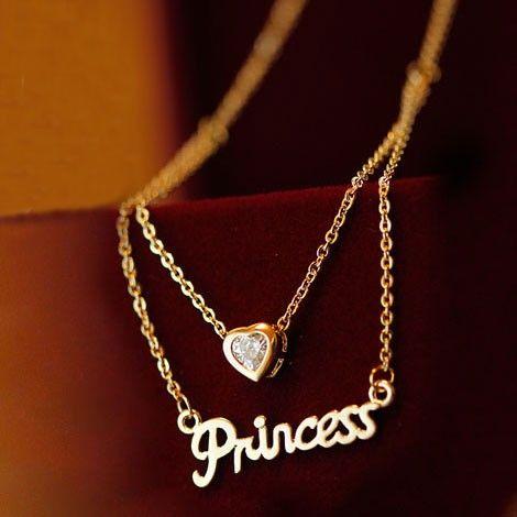 Prong Setting Diamond Necklace / Diamond Solitaire Pendant / Floating Diamond Necklace / Dainty Diamond / Bridal gift / Birthday Present - Fine Jewelry Ideas