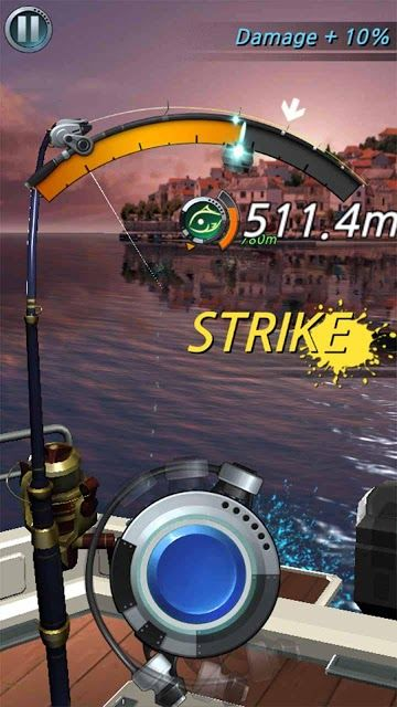 Game Mancing Ikan Offline : mancing, offline, Fishing, 2.2.4, Download, Mobirix, Android, Games, Hook,, Game,