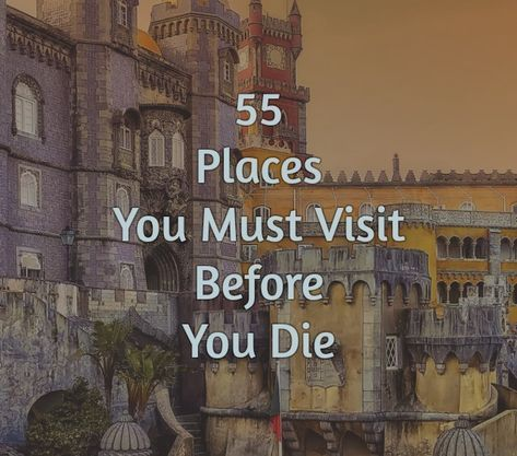 Whereever you live in the world, there are amazing places to visit. Actually, there are thousands of places that can do this list, but I hope this list provides some justice for those who leave. The 25 World's Most Popular Places to Visit below will probably fill your bucket list for years to come, and […]