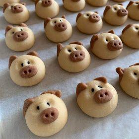 Piggy German Cocoa Butter Cookie Dessert Recipes Food Butter