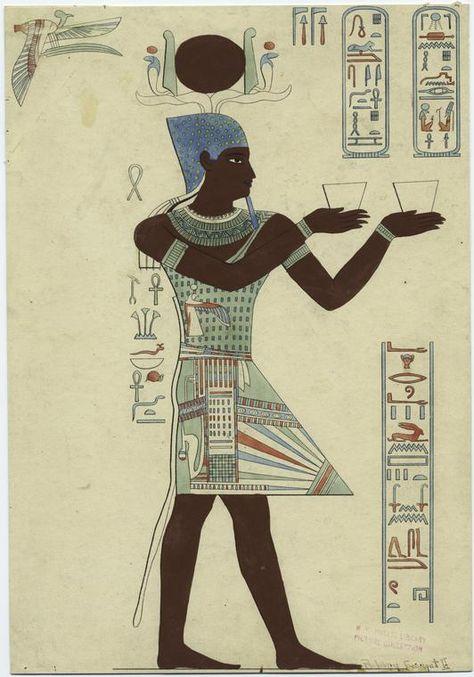 Monuments de l'Egypte et de la Nubie