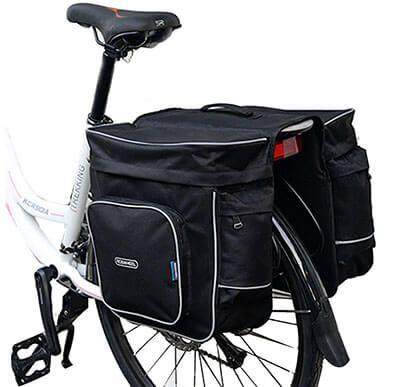 Top 10 Best Bicycle Pannier Bags In 2020 Reviews In 2020 Bike