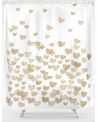 Smart Shower Curtain Gold Elegant The Best 100 Black White Gold