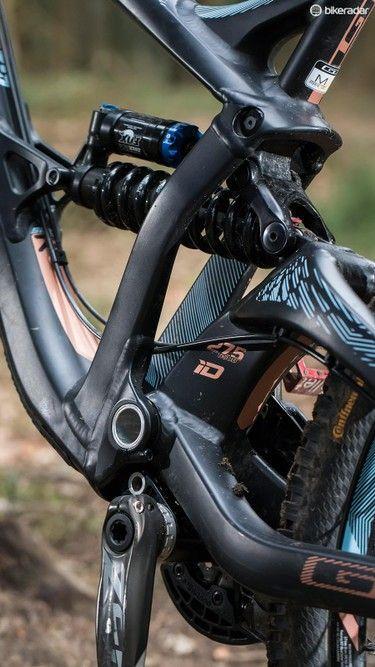 Gt Fury Team First Ride Review Mountain Biking Downhill Bike