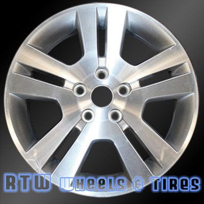 Ford Fusion Wheels For Sale 2006 2009 17 Machined Charcoal Rims