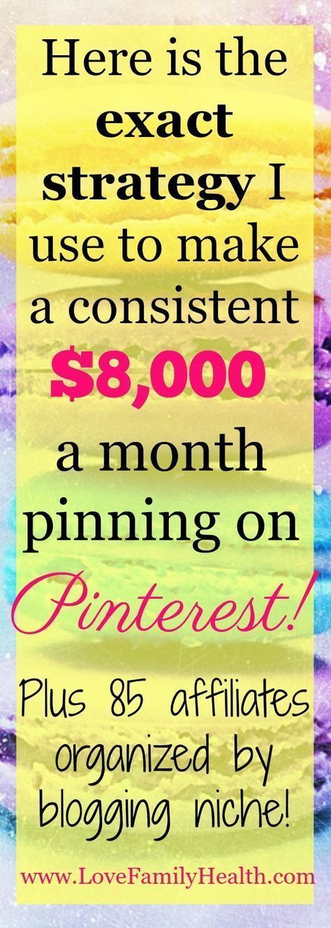 How to make your first affiliate sale on Pinterest!