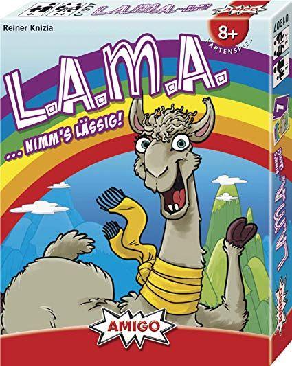 Uno War Gestern Lama Ist Heute Amigo Spiel Freizeit Spielkarten Das Coole Kartenspiel Fur Die Ganze Familie Inkl Oma Kartenspiel Karte Spiel Spielkarten