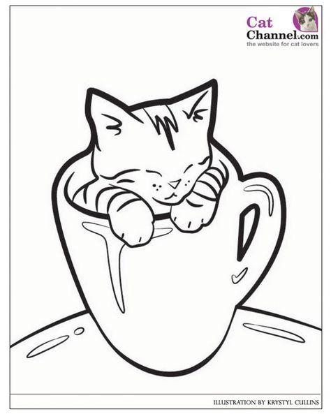 Disegni Da Colorare E Stampare Di Gatti E Cani.Disegni Da Colorare E Stampare Sui Gatti Timazighin Con Disegni Di