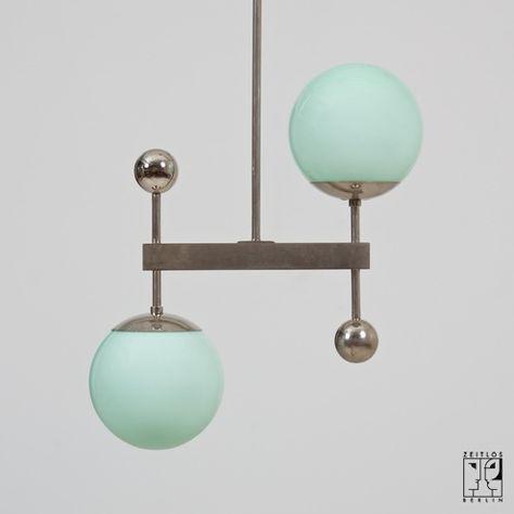 Lampe Im Bauhaus Stil Zeitlos Berlin Bauhaus Lampen