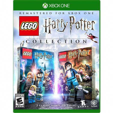 Lego Harry Potter Collection Warner Bros Xbox One 883929646388 Mmogameszombies Lego Harry Potter Harry Potter Collection Harry Potter Games