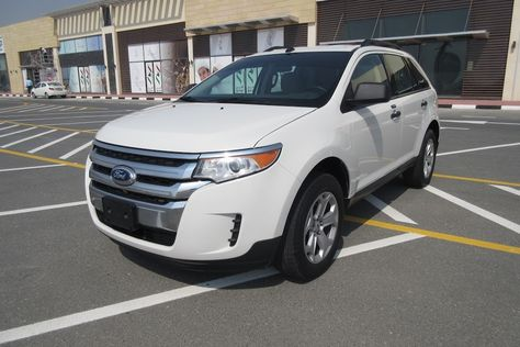 Ford Edge  Gcc Model For Sale  Bank Loan Can Be Arrange Without Down Payment Documents Required Passport And Visa Copy Emirates Id Copy
