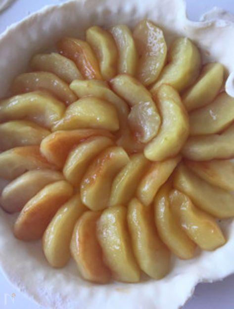 アップル パイ レシピ 基本