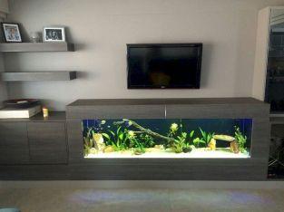 Wall Mounted Fish Tank And Aquarium Elonahome Com Aquarium Design Wall Aquarium House Design
