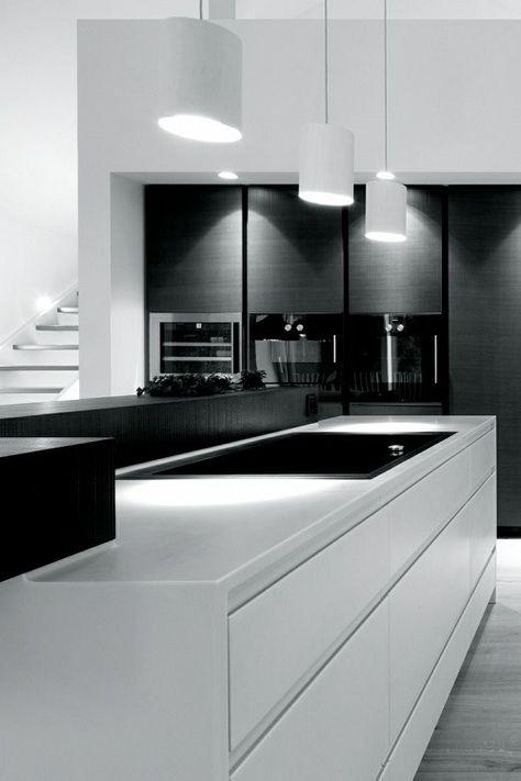 Svane / White Line / Black Line | Kitchen | Pinterest | Kitchens, Kitchen  Design And Interiors