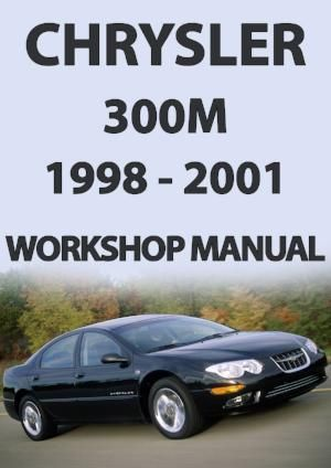 Chrysler 300m 1998 2001 Workshop Manual Autot Ja
