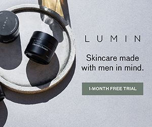 Meghan S Mindless Mutterings Reviews Giveaways Lumin Men S Skincare Free Trial Just Pay S H In 2020 Free Subscription Boxes Get Free Stuff Online Mens Skin Care
