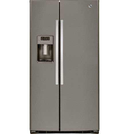 Image Result For Front View Of Fridge Old Slate Refrigerator Side By Side Refrigerator Slate Appliances