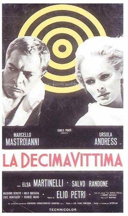 La decima vittima(The Tenth Victim), 1965
