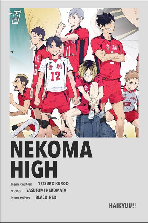 Nekoma High