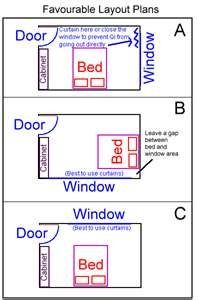 How to Position Your Bed for Good Feng Shui | Ms. Feng Shui | feng ...