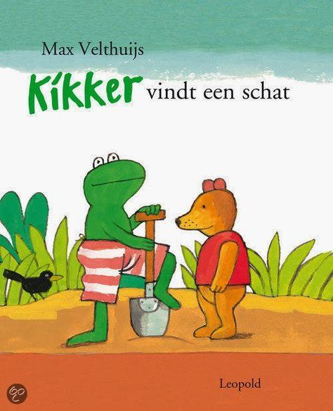 Matty's Leukste Kinderboek: Kikker vindt een schat – Max Velthuijs