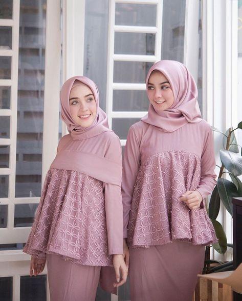 13 Tutorial Hijab Ideas Kebaya Muslim Kebaya Dress Kebaya Hijab