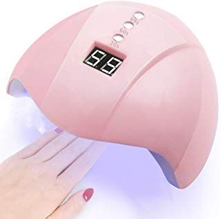 Charmss 36w Tragbarer Nageltrockner Mit 12 Led Perlen Sensor Uv Nagellacktrockner Nageltrockner Gel Maschine Uv Licht Light Nails Nail Dryer Nail Polish Dryer