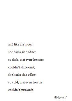 And then she found someone who could bring light to her darkest days and make the rain go away