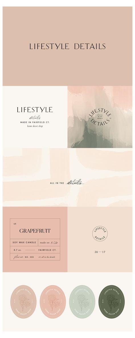 logo design inspiration branding fashion