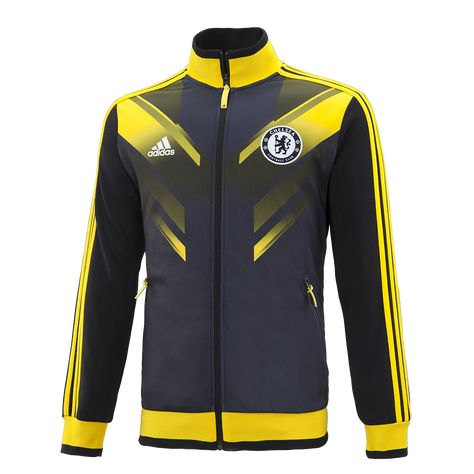 adidas Chelsea FC Track Top | Soccer Jacket | Niky's Sports