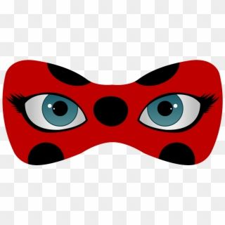 Finally Finished Making The Ladybug And Cat Noir Logos Miraculous Ladybug Mask Png Transparent Png Ladybug Cakes Miraculous Ladybug Party Ladybug Cookies