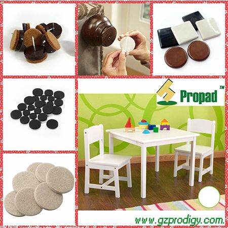 Heavy Duty Felt Pads/EVA Pads/Felt With Nail Pads/ Furniture Slider Are  Suitable For Protecting Hardwood Floors, Furniture And Other Surfaces From U2026