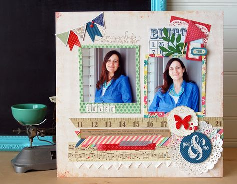 In-site-full: Memories Made #20 Scrapbooking Process Video: You & Me
