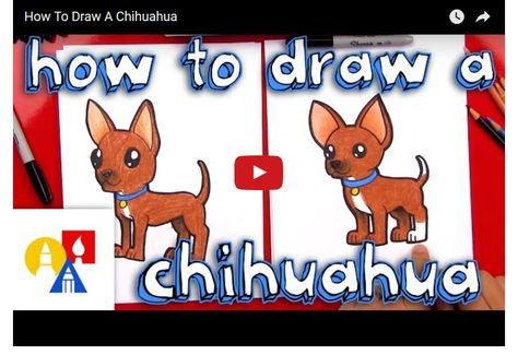 Art For Kids Hub How To Draw A Puppy