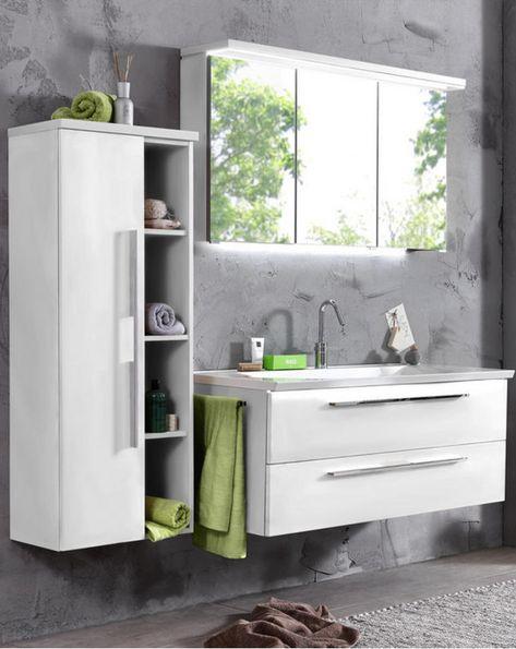 Badezimmer Badezimmer Hangeschrank Bad Und Badezimmer Set