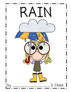 rain poem to go with weather unit