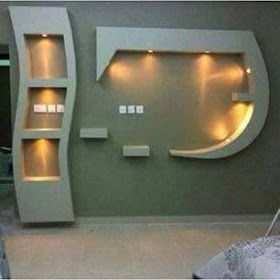 اشغال الجبس والديكور المنزلي ديكورات الجبس العصري المغربي Bedroom False Ceiling Design False Ceiling Design False Ceiling Living Room