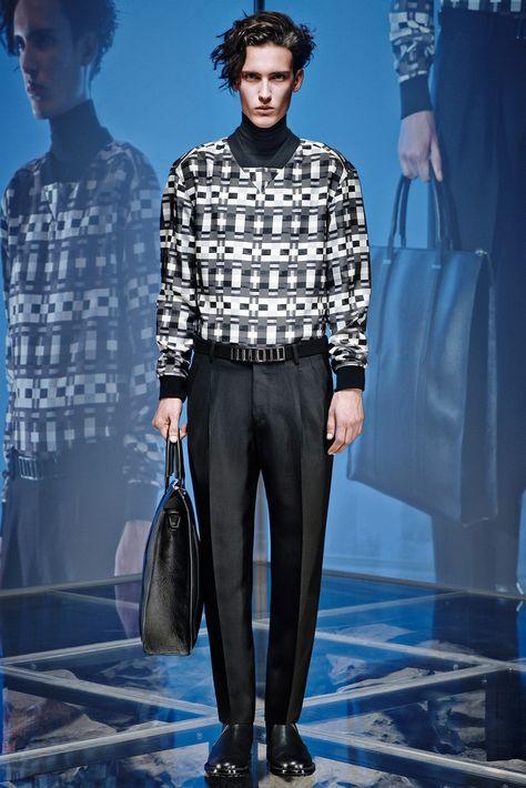 Balenciaga Fall 2014 Menswear Collection Photos - Vogue