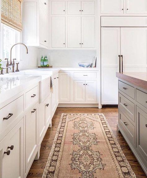 Round Kitchen Rugs, Washable Kitchen Rugs Non Skid, Kitchen ...